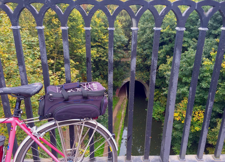The Galton tunnel from Galton Bridge