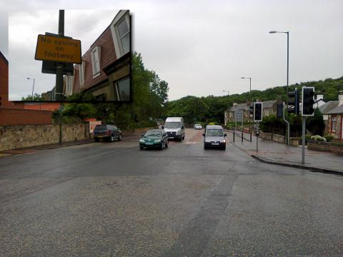 A199 junction