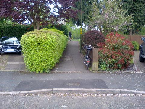 Filtered Permeability on Berberry Close