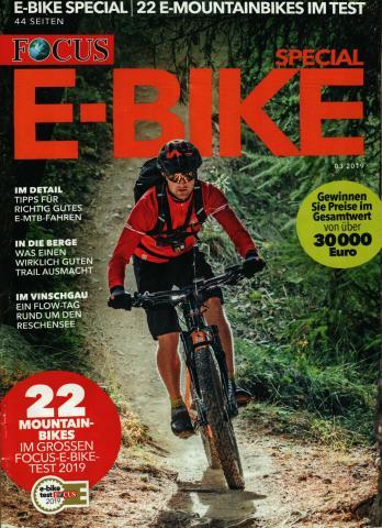 Focus magazine e-bike special