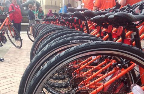 Birmingham Big Bikes
