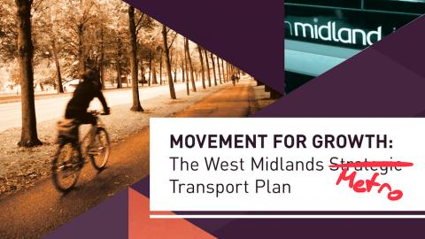 West Midlands Metro Travel Plan