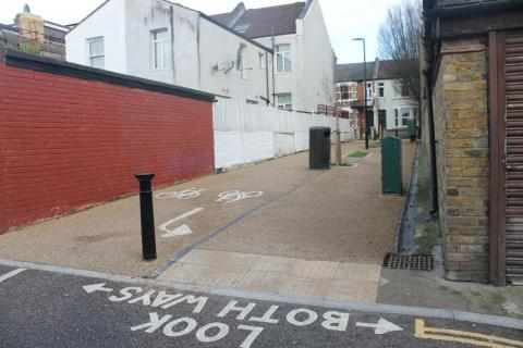 Filtered permeability in Walthamstow