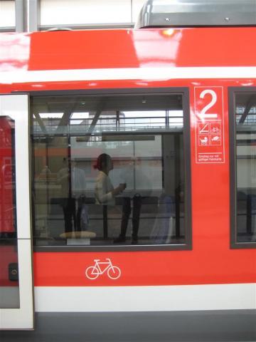 Carrying bikes on Deutsche Bahn