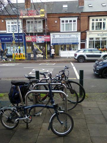 Suppressed demand in Mary Vale Road