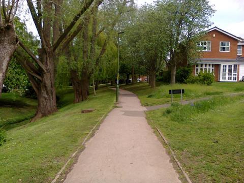 Gallows Brook Path