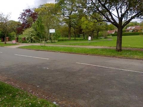 Woodbrooke Road