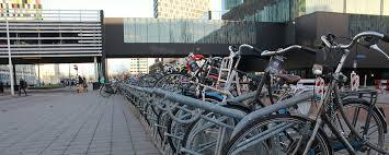 Utrecht bike hire