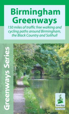 Birmingham Greenways Map