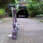 Tunnel on the Innocent Railway Path