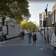 Temple Row is not a Shared Space
