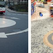 Roundabouts and Roundels
