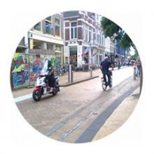 Groningen street scene