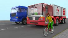 London Cycling Campaign proposed truck design