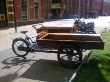 Cargo trike