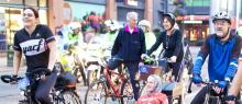 Space for Cycling Tory Party conference ride