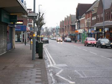 Kings Heath High Street