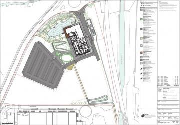 Battery Park Plan